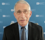 Trump says people are tired of hearing Dr. Fauci. Do you agree?