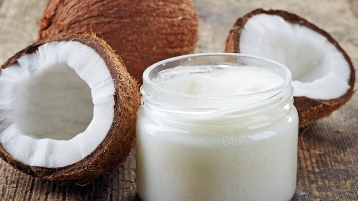 Do you use coconut oil?