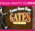 It's a classic showdown! Gates vs. Arthur Bryant's! Who ya got?