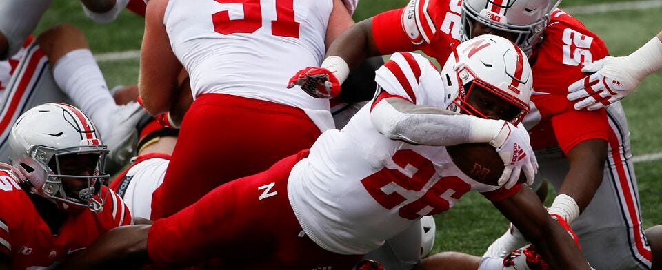 Feel better about the Husker's progress after the OSU game?