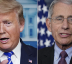 Do you think Trump should fire Anthony Fauci?