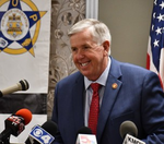 Do you think Governor Parson should focus on liability protections or stemming the spread of COVID?