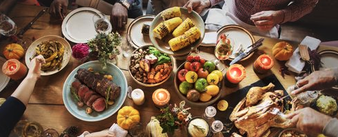 Do you plan to travel or have visitors this thanksgiving?
