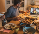 Do you plan to connect virtually with family on Thanksgiving?