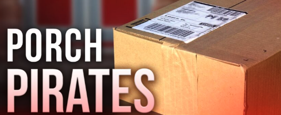 Have you been a victim of porch pirates?