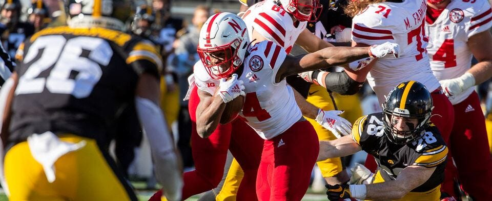 """Should Iowa be penalized for """"Clapgate"""" or is it more of a case of no more Husker excuses?"""