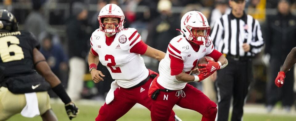 Do you think the Huskers get the W against the Gophers this weekend?