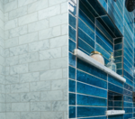 Would you use color tile in your shower or keep it all white and marble?
