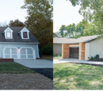 Which type of home exterior do you prefer?