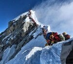 Should the government of Nepal restrict the number of climbers attempting to scale Mt. Everest?