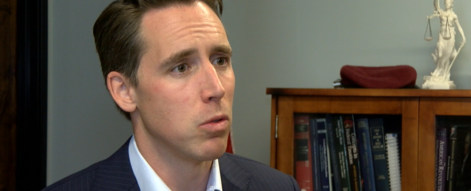 Should the Senate discipline Josh Hawley for his role in last week's events at the Capitol?