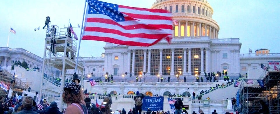Are you worried about violence between now and inauguration day?