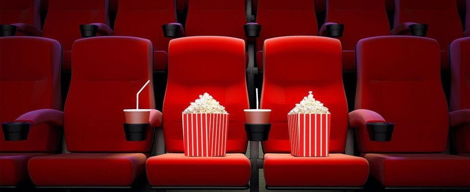When the pandemic is over, do you plan to go back to movie theaters, or just keep streaming?