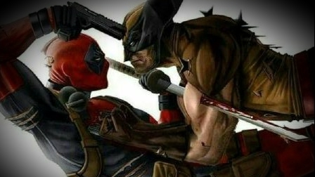 Wolverine vs Deadpool.  Who wins?