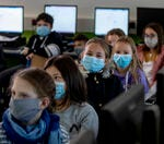 Would you wear a mask in public spaces if it wasn't required?