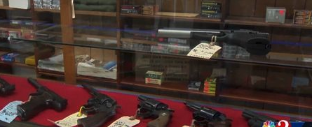 Have you thought about purchasing a gun in the past year?