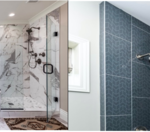 Do you prefer granite or tile in your shower?