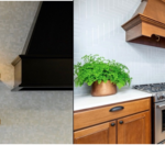 Would you use floating shelves or closed cabinetry in your kitchen?