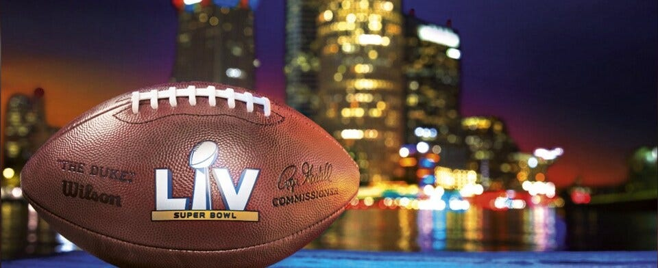 How are you going to enjoy the Super Bowl, if you're planning to watch the game?