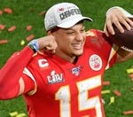 Will Mahomes be picked away next season from KC if he captures another SuperBowl win?