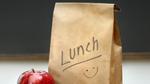 School Lunch vs. Sack Lunch