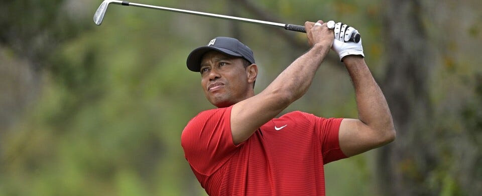 Will Tiger Woods be able to return to golf?