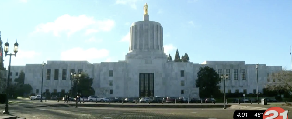 Do you think human organic composting, as a burial alternative, should be legal in Oregon?