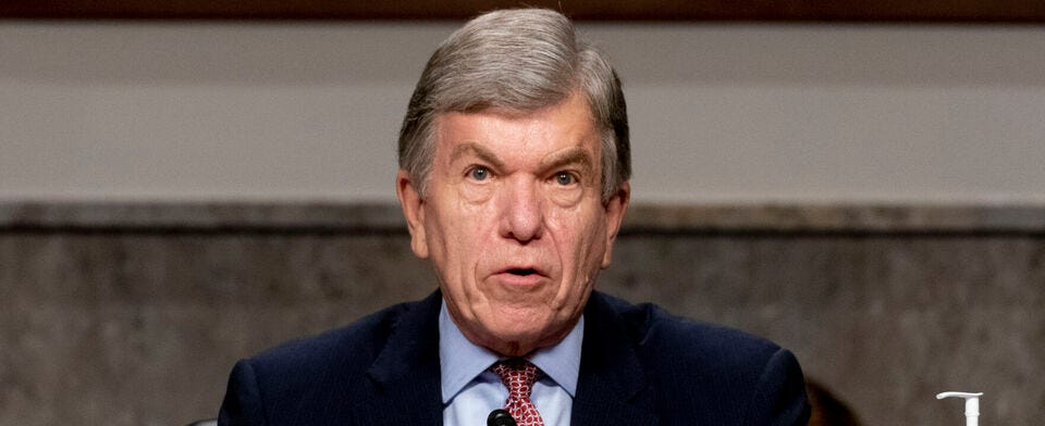 Will you miss Roy Blunt in the U.S. Senate?