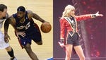 Would you rather be a professional athlete or a professional musician?