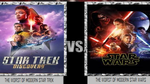 Star Trek vs Star Wars.  Which do you prefer?