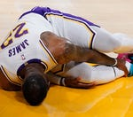 Can the Lakers continue this season strong while Lebron is out for an ankle sprain?