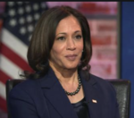 Do you think Harris is qualified to handle the border issues?