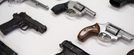 Should local governments decide whether to ban concealed weapons in public places?