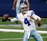 Can Dak Prescott break Peyton Manning's passing yards record with an extra game?