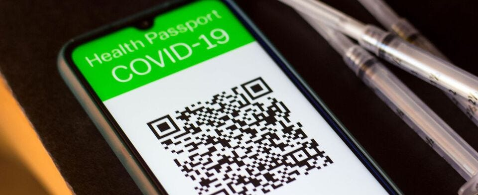 Do you like the idea of having a vaccine passport in order to travel?