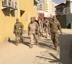 Do you agree with the withdrawal of U.S. combat troops from Afghanistan by September?