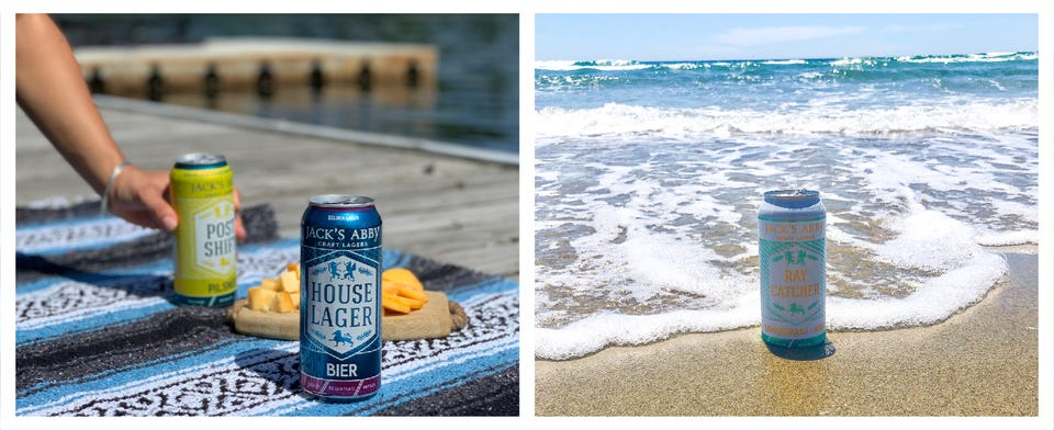 Where would you rather crack a cold one?