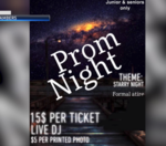 How do you feel about students planning a private prom during the pandemic?