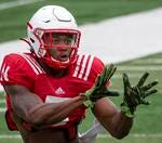 Do you see Omar Manning beating JD Spielman's 49 catches for 898 yards in 2019?