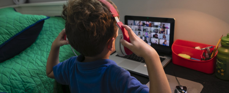 Should schools go back to virtual learning if we're in the extreme risk category?