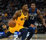 Should the Jazz be worried after losing to the Timberwolves?