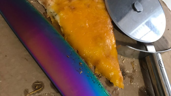 Best way to cut a pizza?