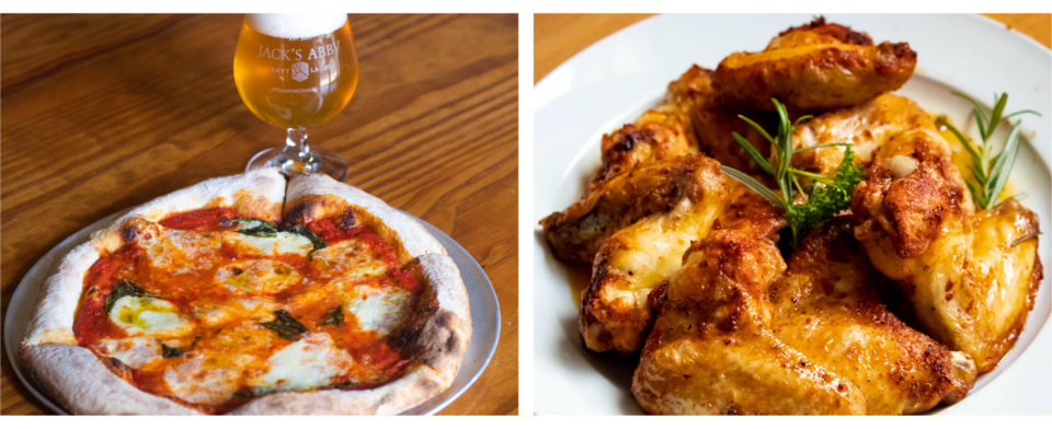 Which would you rather eat while drinking a cold beer?