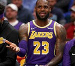 Has Lebron James missed too many games to be considered league MVP?