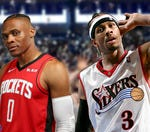 Who will be remembered as having the better career? Allen Iverson vs Russell Westbrook