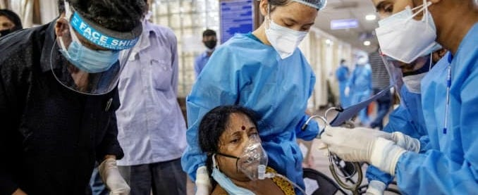Is the U.S. doing enough to help India's COVID crisis?