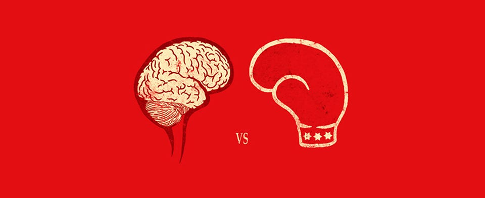 Would you rather be super smart (Brain) or super strong (brawn)?