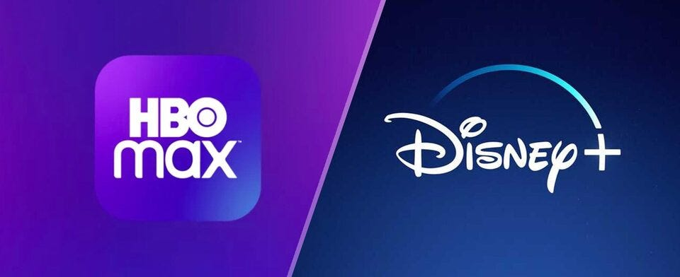 Which streaming service do you use most often, or which did you choose over the other?
