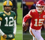 The Better QB: Arron Rodgers vs Patrick Mahomes
