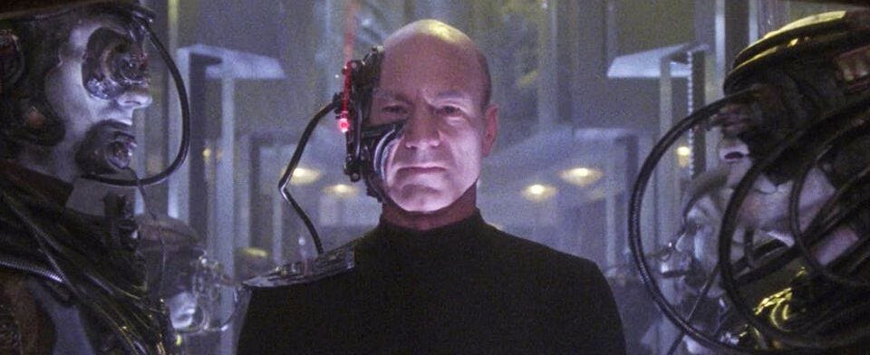 Between these beloved episodes of Star Trek: The Next Generation, which is the greatest?